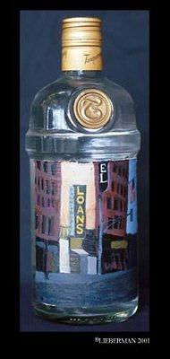 BOTTLE Gin loans 72