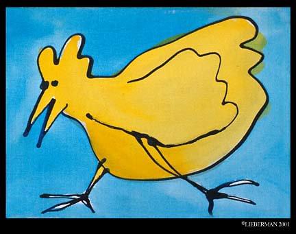 Chicken-15a 72 x