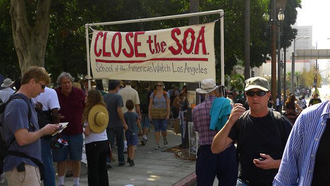 CLOSE THE SOA LA CA 10-2011