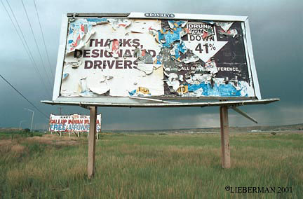 NM Gallup Billboard-DESIGNATED DRIVER 3 72