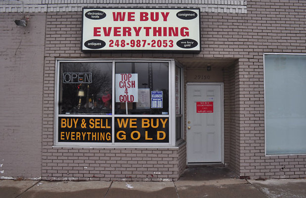Buy and Sell Everything DETROIT 1-2011