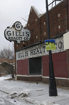 Gillis Realty Co GRAND RIVER BLVD DET 1-2011