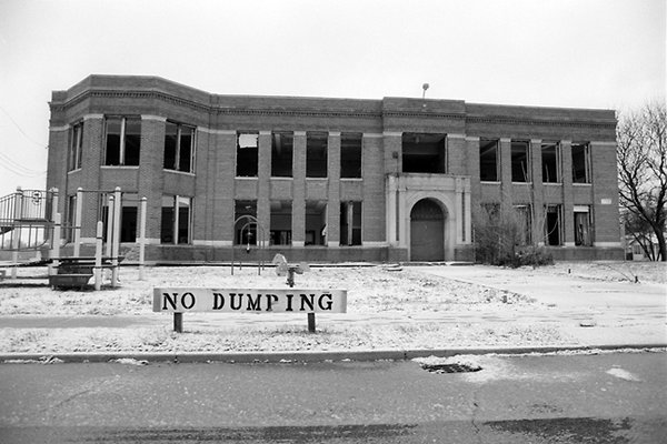2 Grayling Elementary School Detroit W State Fair and Bauman1  sm