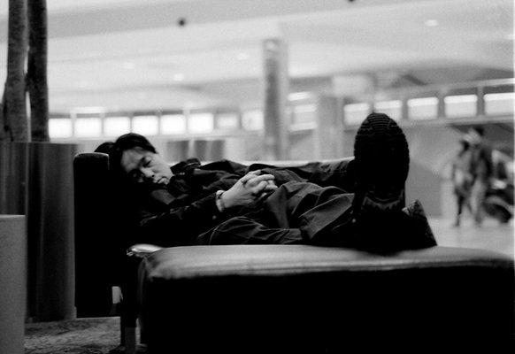Detroit Metro Airport 1-21-2012  sm