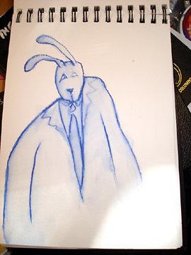 Depressed Rabbit Studies