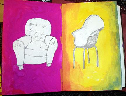 chair 11 x